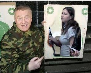 Stella Dubovitskaya – Pregnant Reporter Attacked by Vladimir Zhironovsky