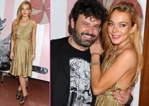 Domingo Zapata – Lindsay Lohan's New married/father Boyfriend