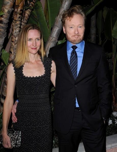 Liza Powel -Conan O'Br...