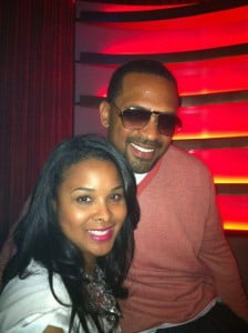 Meet Mike Epps' beautiful wife Michelle Epps aka Mechelle Epps or Michele McCain, she was with her husband at the premiere of Haunted House 2 and joined him at the after-party at Lucky Strike in Downtown L.A where a woman who claimed of having a prior romantic relationship with Epps said the actor punched her in the face. #mechelleepps #mikeepps #michelleepps #mechellemccain