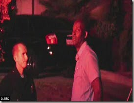 April Jace Michael Jace arrest pic