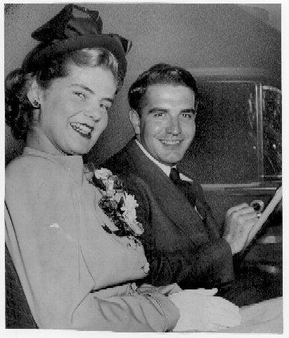Harry Reasoner first wife Kathleen Carroll Reasoner