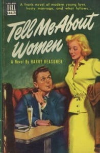 Harry Reasoner tell me about women