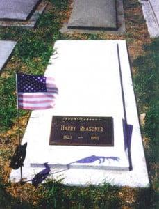 Harry reasoner grave