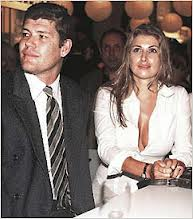 Jodhi Meares James Packer first wife pic