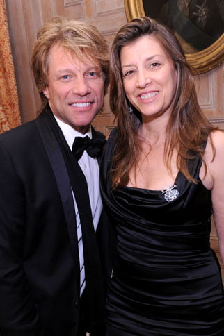 Jon Bon Jovi Wife Dorothea Hurley Traffic Club