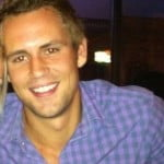 Meet Nick Viall, he is young software sales executive, and one of the handsome 25 contestant on this 10th season of the Bachelorette with the pretty and very smart Andi Dorfman who even thought Nick is not the typical she would go for, it was to him that she gave the first impression rose. #thebachelorete #season10 #andidorfman #nickviall @dailyentertainmentnews