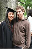 Priscilla Chan Zuckerberg graduation pic