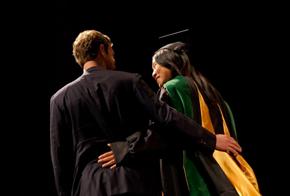 Priscilla Chan Zuckerberg graduation pics