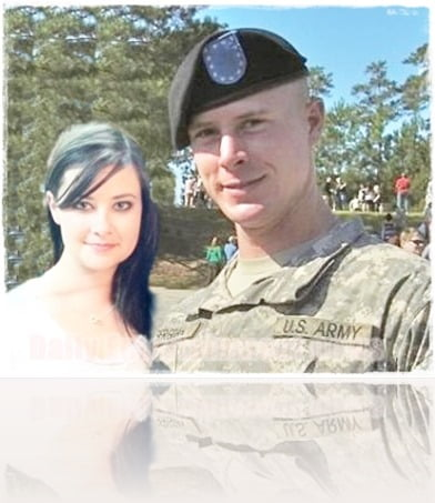 Sgt. Bowe Bergdahl girlfriend Monica Lee pic