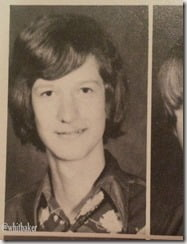 Tim Cook younger years photos