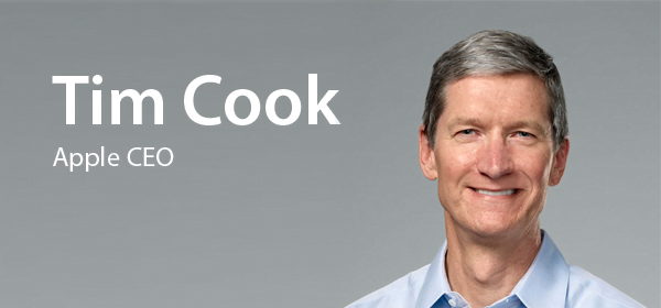 Tim Cook Photos