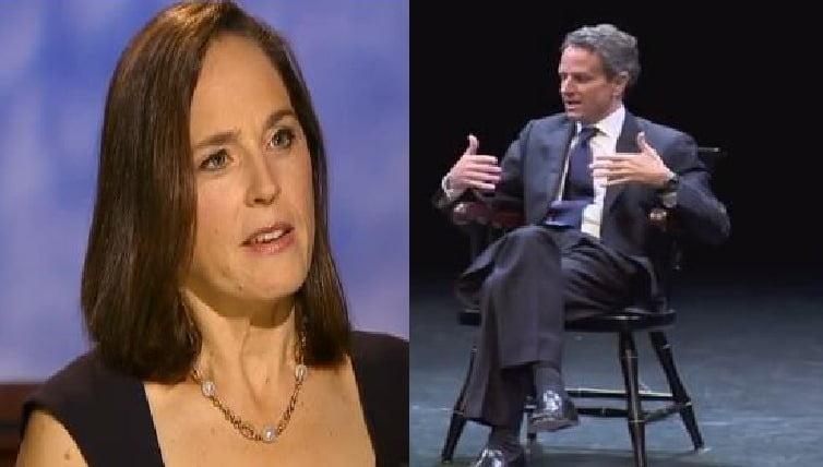 Carole Sonnenfeld Geithner – Former U.S Secretary of Treasury Timothy Geithner's wife