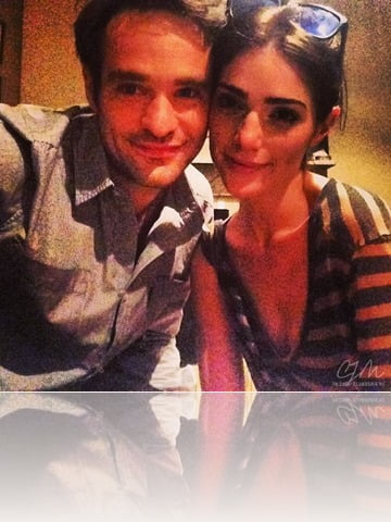 charlie cox girlfriend janet montgomery picture