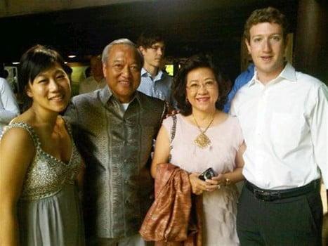 Priscilla Chan Zuckerberg Facebook Mark Zuckerberg S