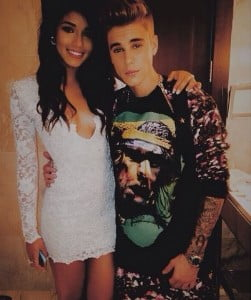 Yovanna Ventura- Justin Bieber's New Model Friend or Girlfriend?