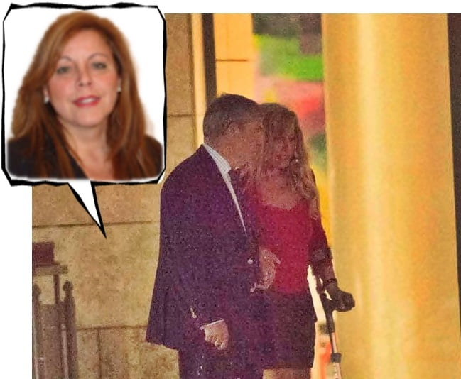 Ande Soteri and UKIP married leader Nigel Farage were spotted hand in hand leaving the Mediterranean Bar, the weird thing is that both denied they are having an affair, Mr. Farage even said he met her that same day. but who is this Ande Soteri and why was she holding Farage's hand? #ukip #nigelfarage #andesoteri @dailyentertainmentnews