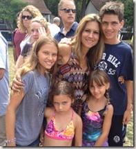 Melissa Silver  Lewis Katz daughter-pics