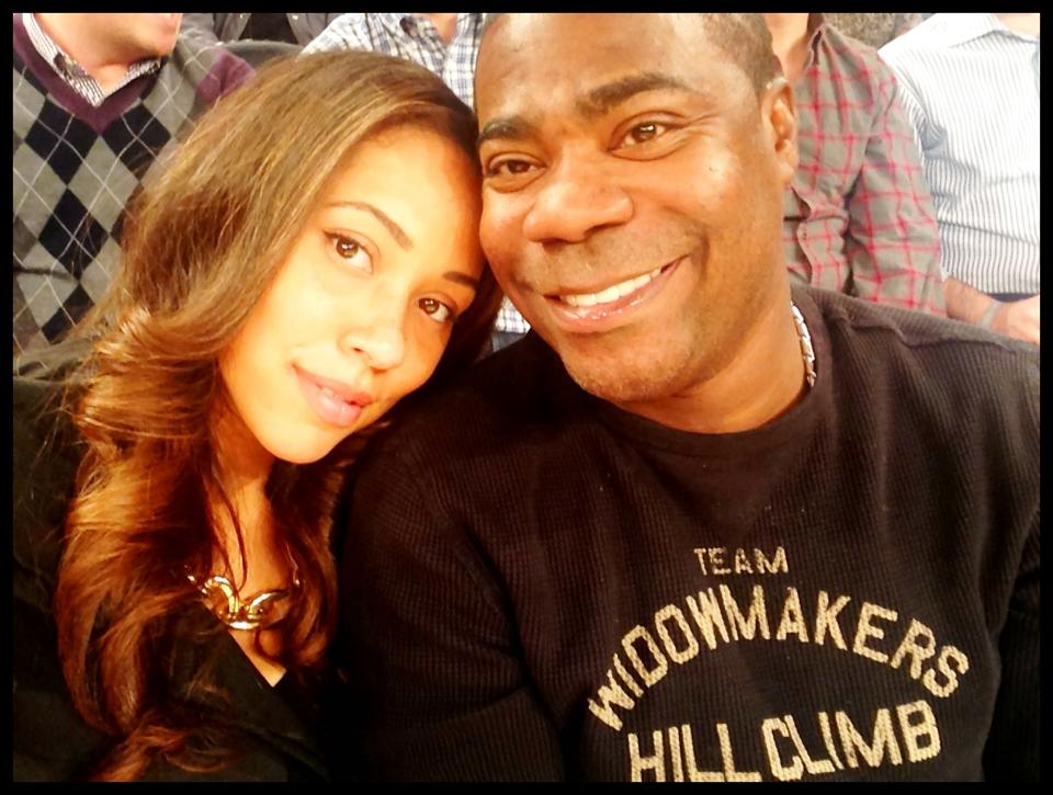 Tracy Morgan girlfriend Megan Wollover