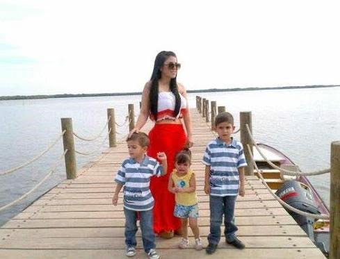 Chavo Felix Three Children