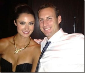 Andrew Stern – Deal or no Deal model Katie Cleary's husband