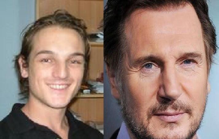Liam Neeson's Nephew Ronan Sexton