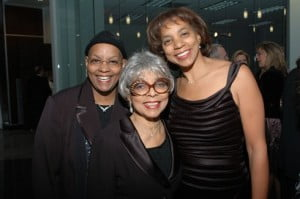 Hasna Muhammad Davis and Nora Day Davis – Actress Ruby Dee's daughters
