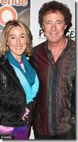 Barry Williams Girlfriend Elizabeth Kennedy