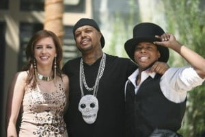 DJ Paul is the founder of Three 6 Mafia, he and his lovely fiancée Madja will be on the season finale of Celebrity Wife Swap. #celebritywifeswap #djpaul #three6mafia #madja