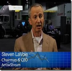 Steven LaVoie Arroestream ceo