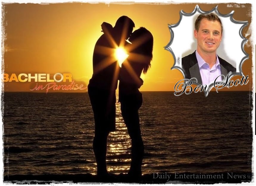 ben scott the bachelor in paradise