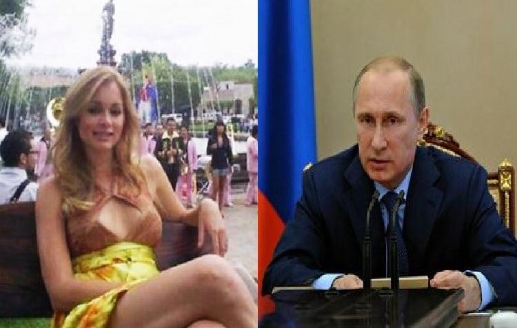 Maria Putin – Russian President Vladimir Putin's Daughter