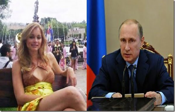 Maria Putin - Russian President Vladimir Putin's Daughter ...