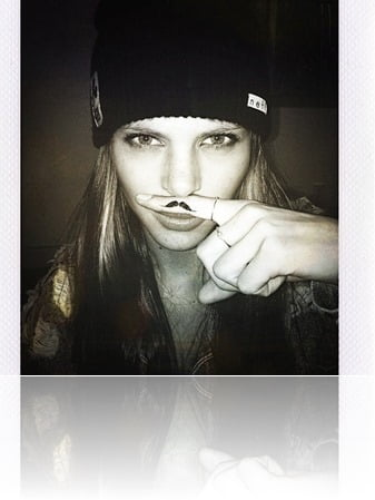 Megan Hawkins model pictures
