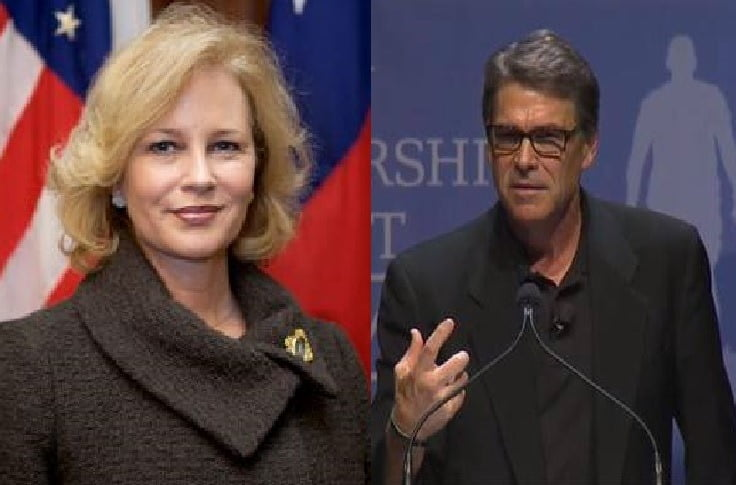 Anita Thigpen Perry: Texas Gov. Rick Perry's Wife