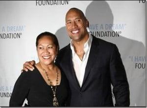 Ata Maivia-Johnson- Dwayne The Rock Johnson's mother