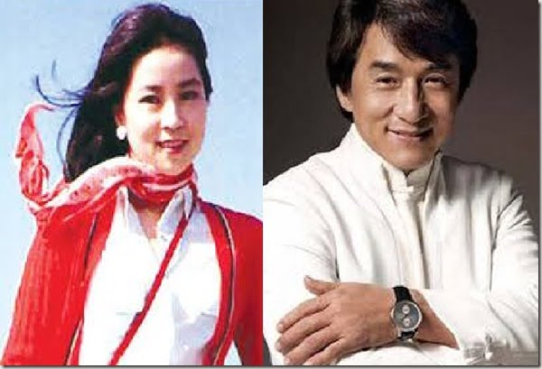 Lin Feng-Jiao - Jackie chan's Wife/ Jaycee Chan's Mother ...