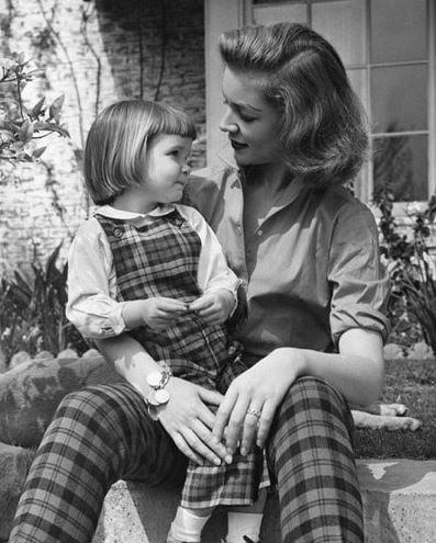 leslie bogart actress lauren bacalls daughter bio