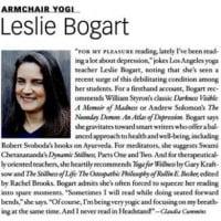 Leslie Bogart