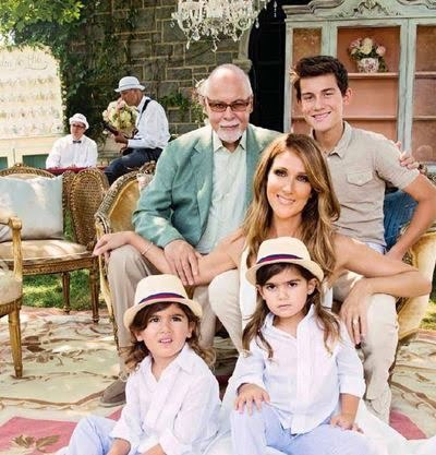 Top 10 Facts About Celine Dion Husband Rene Angelil