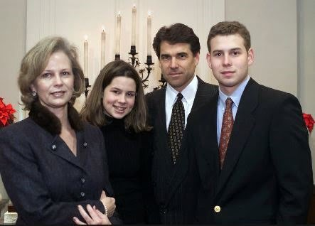 Rick Perry Children