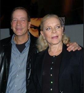 Stephen Bogart and Sam Robards - Actress Lauren Bacall's ...