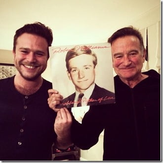 zachary Williams Robin Williams