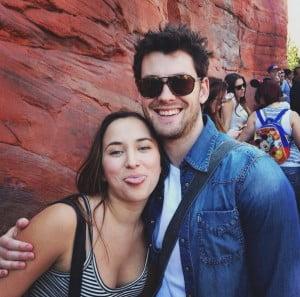 zelda Williams boyfriend Jackson Heywood pic