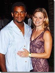Alfonso Ribeiro ex wife Robin stapler
