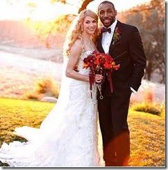 Allison Holker Stephen Boss wedding