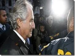 Bernie Madoff arrest