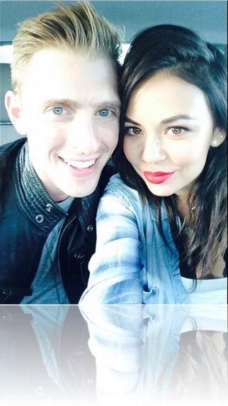 Janel Parrish Boyfriend Payson Lewis photos