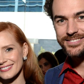 Gian Luca Passi de Preposulo Jessica Chastain's Husband (PHOTOS)