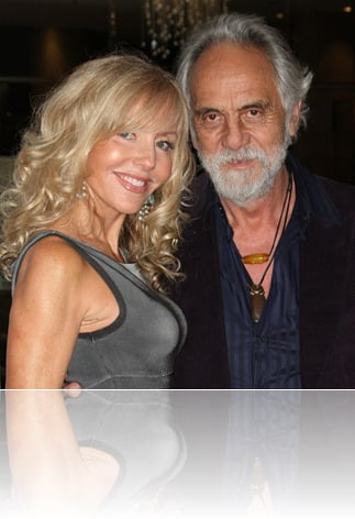 Tommy Chong wife Shelby Chong